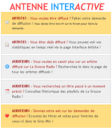Antenne Interactive